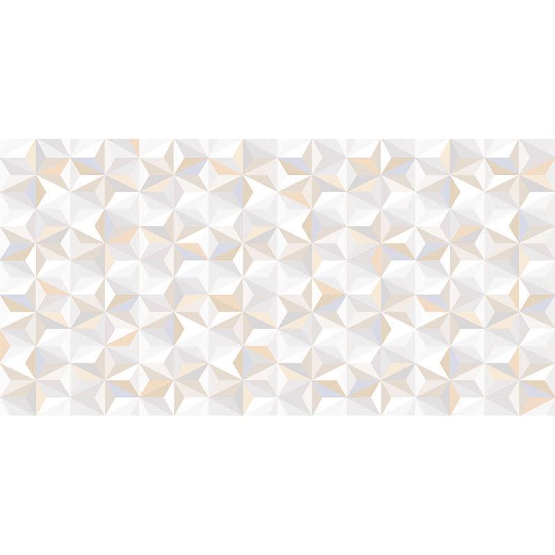 Revestimento Diamante Multicolor Relevo HD Tipo A Borda Bold 30x60cm 237m Cinza Claro - Pointer