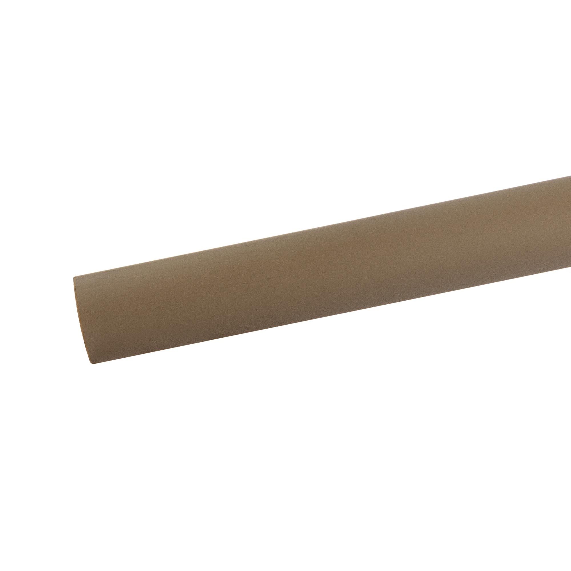 Tubo PVC Marrom Soldavel 25 mm x 3 m - Amanco