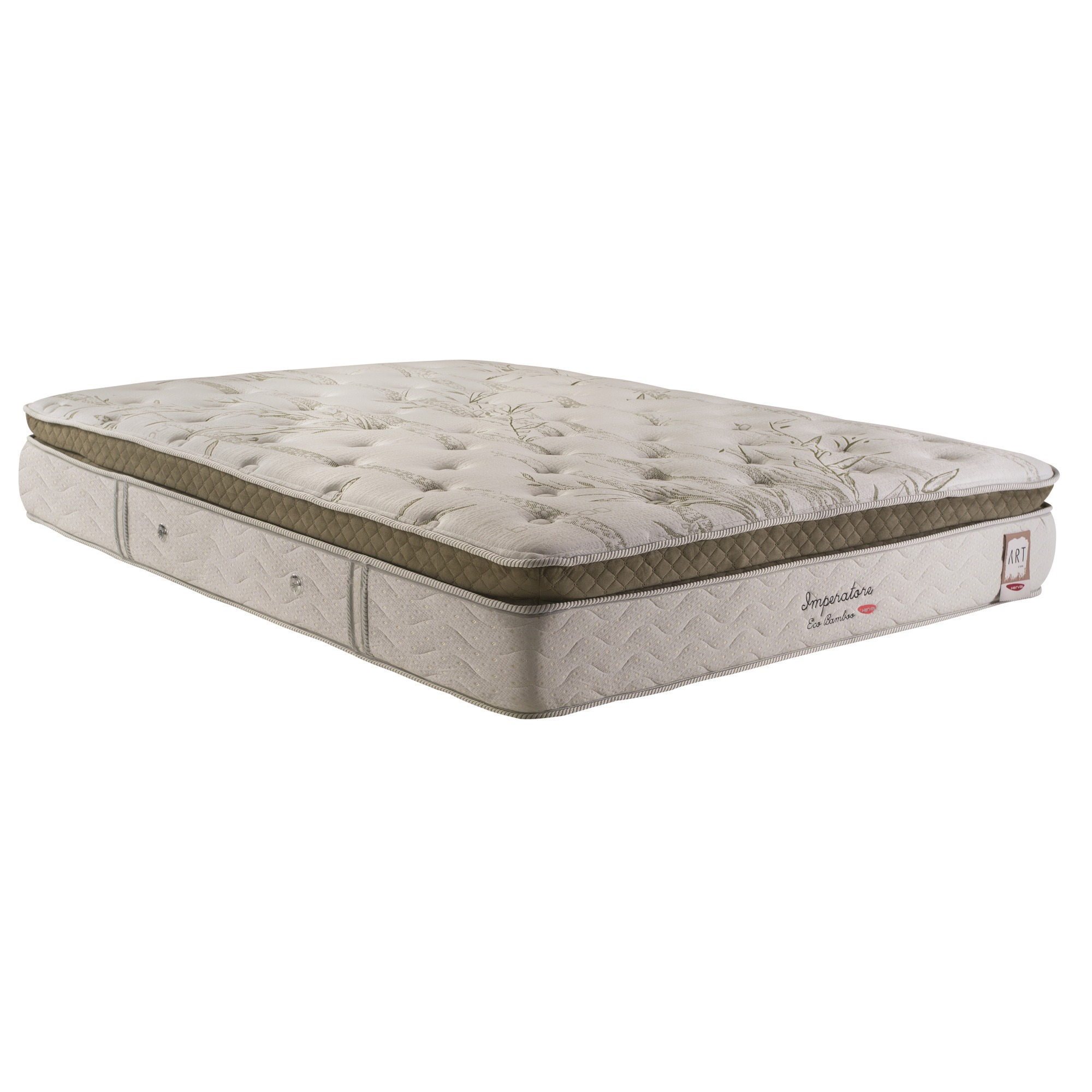 Colchao King Imperatore Mola com Pillow 193 x 203 cm - Herval