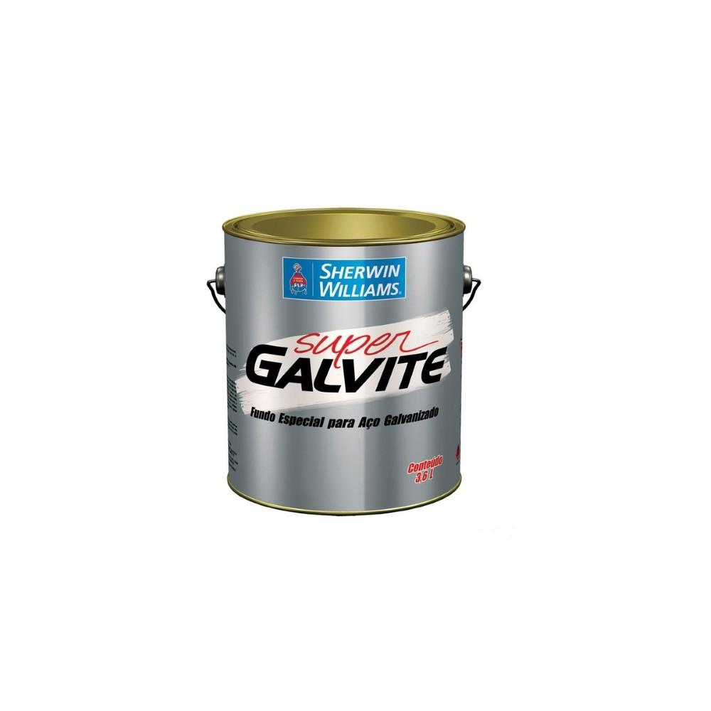 Fundo Galvanizado Super Galvanizado 36L 8050501 - Sherwin Willians