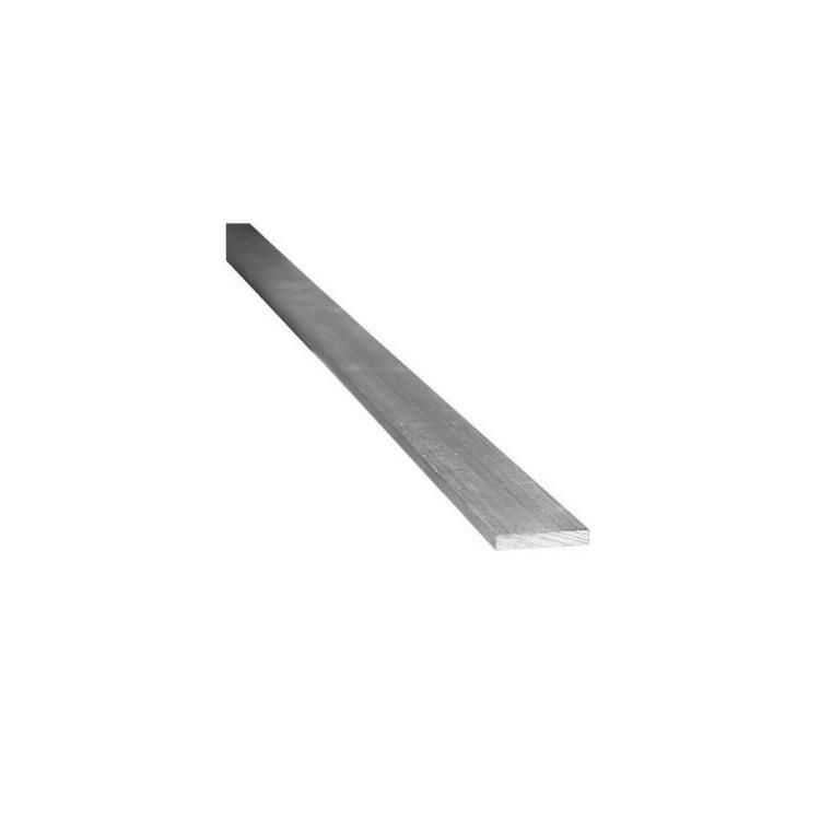 Barra Chata de Aluminio 1x18 NAT LC3M - Marmetal