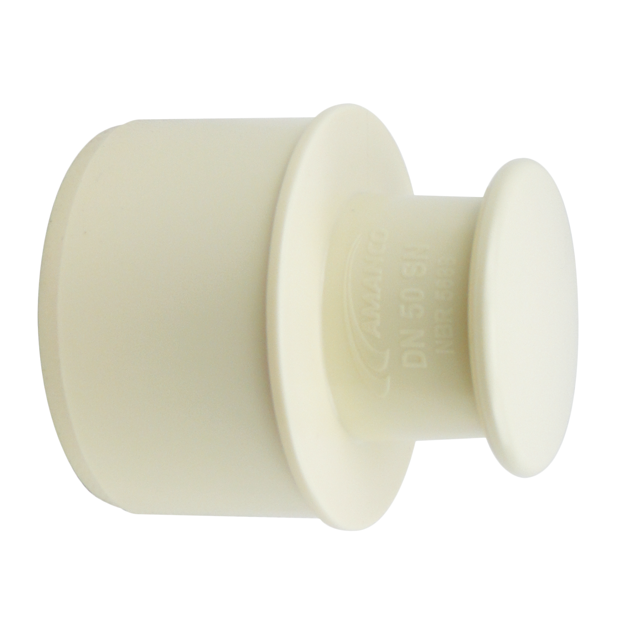 Plug para Esgoto PVC Branco 75 mm - Amanco