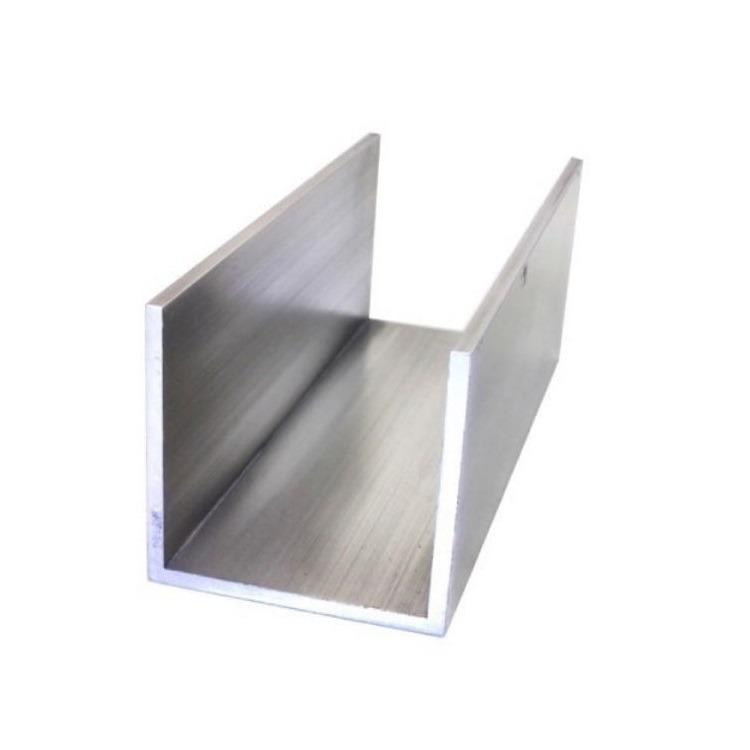 Perfil em Aluminio Natural 58x116cm NAT LC3M - Marmetal