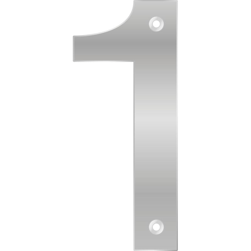Numero 1 Pelicula de Aluminio - Bemfixa