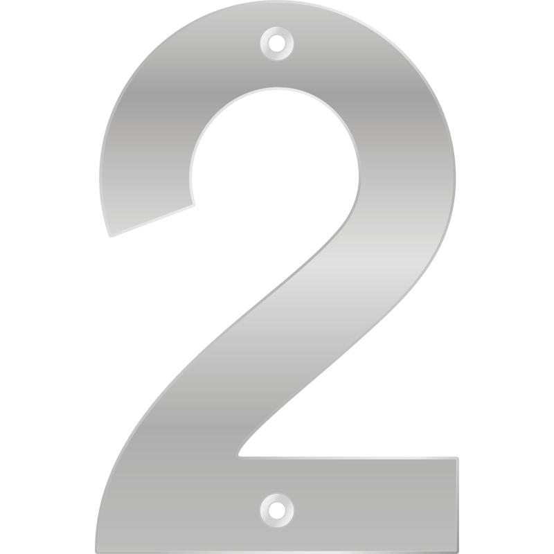 Numero 2 Pelicula de Aluminio - Bemfixa