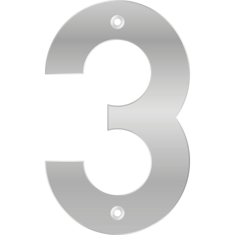 Numero 3 Pelicula de Aluminio - Bemfixa