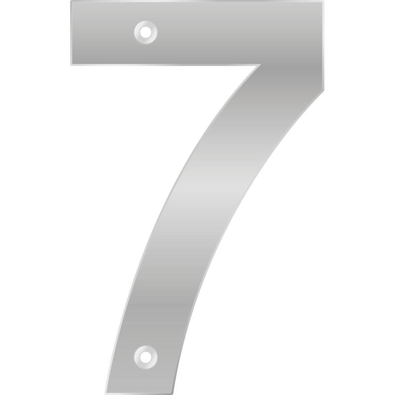 Numero 7 Pelicula de Aluminio - Bemfixa
