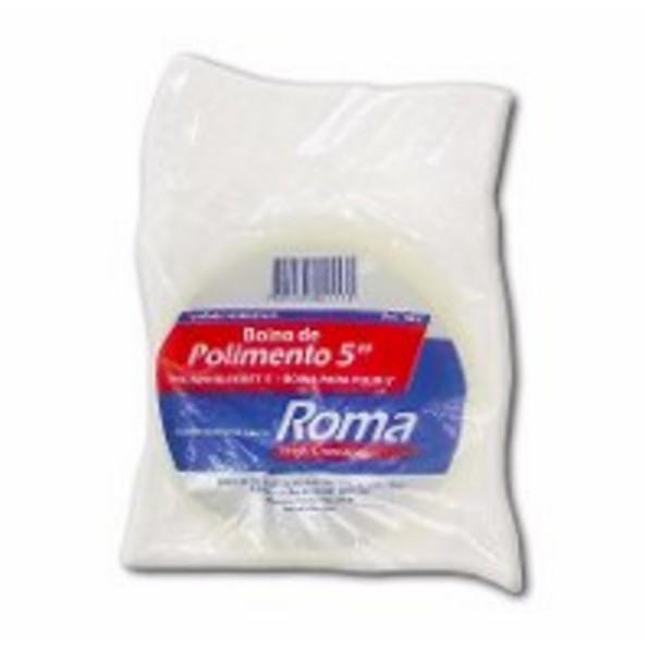 Disco de Borracha 5 - 127mm - Roma