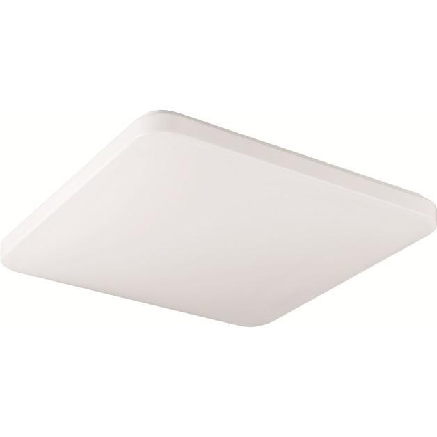 Plafon LED Quadrado 20W Bivolt - Ecoline