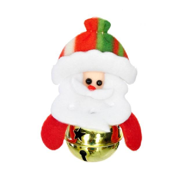 Enfeite de Arvore de Natal Papai Noel 12 cm - 20103002
