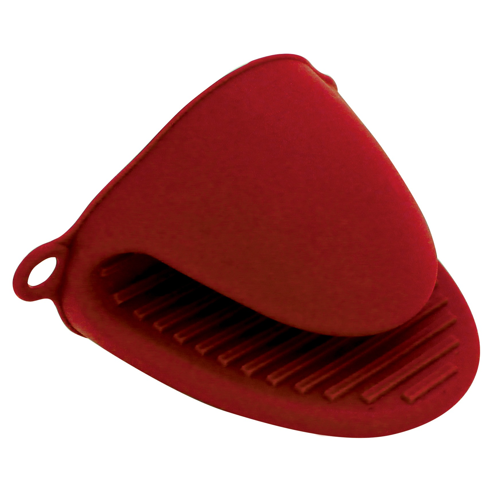 Luva de Cozinha de Silicone 11cm Vermelha - Yangzi