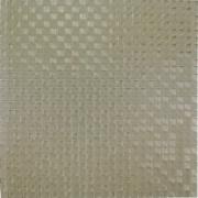 Pastilha de Vidro Brilhante 1,0x1,0cm Bege - ML048C - Jolie