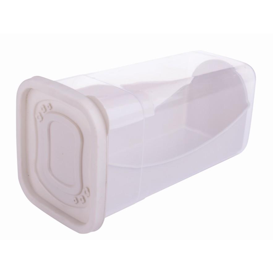 Pote Plastico Conico 0L 12x105x217 - 2506 - Plasutil
