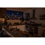 Lâmpada LED Filamento Bulbo 7,50W Dimerizável Luz Amarela E27 220V - Philips