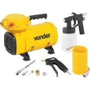 Compressor de Ar Direto 1/2CV 2,3 PCM- Vonder