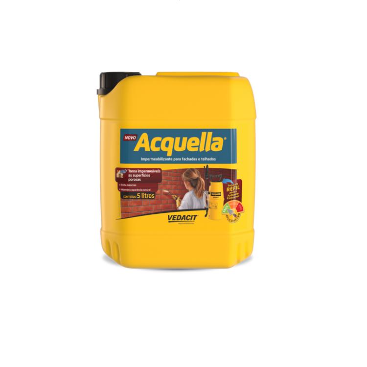 Impermeabilizante para Fachadas Acquella 5L - Vedacit