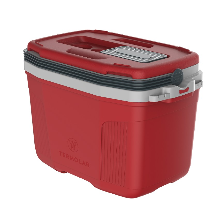 Caixa Termica 320L Vermelho - Termolar