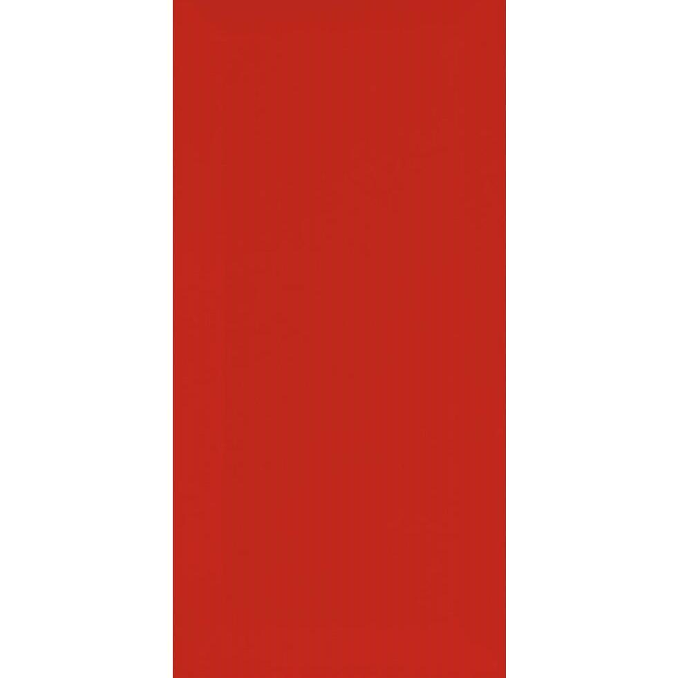 Revestimento Brilhante Borda Bold 10x20cm 1 m Vermelho - Eliane