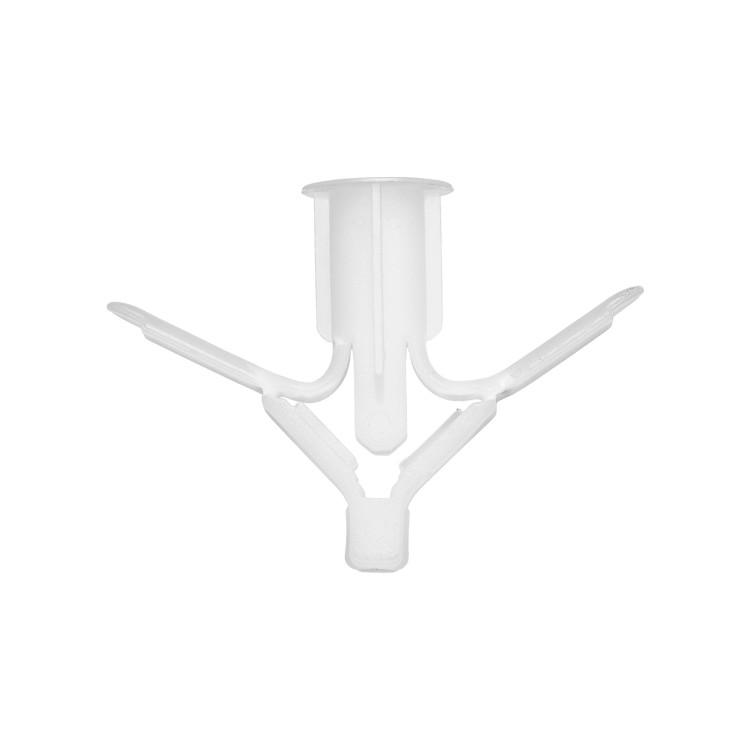 Bucha de Polipropileno para Drywall 10mm 100 Pecas 3 539583 - Fischer