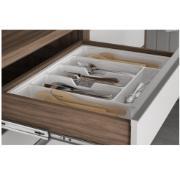 Balcão Cozinha 1 Porta 4 Gavetas MDP 120cm - Nesher