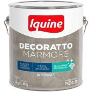 Revestimento Decoratto Mármore 4,4Kg Cimento Queimado - Iquine