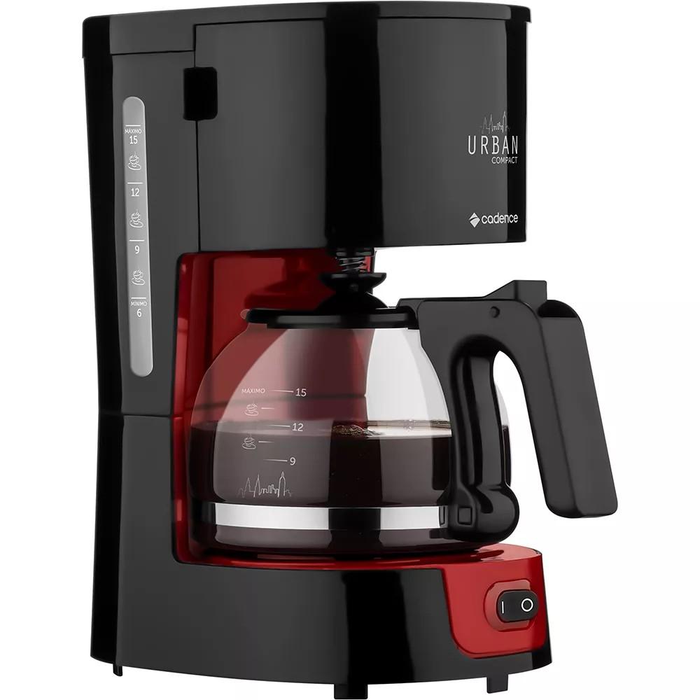 Cafeteira Eletrica Cadence CF300-127 - 127V - Preta
