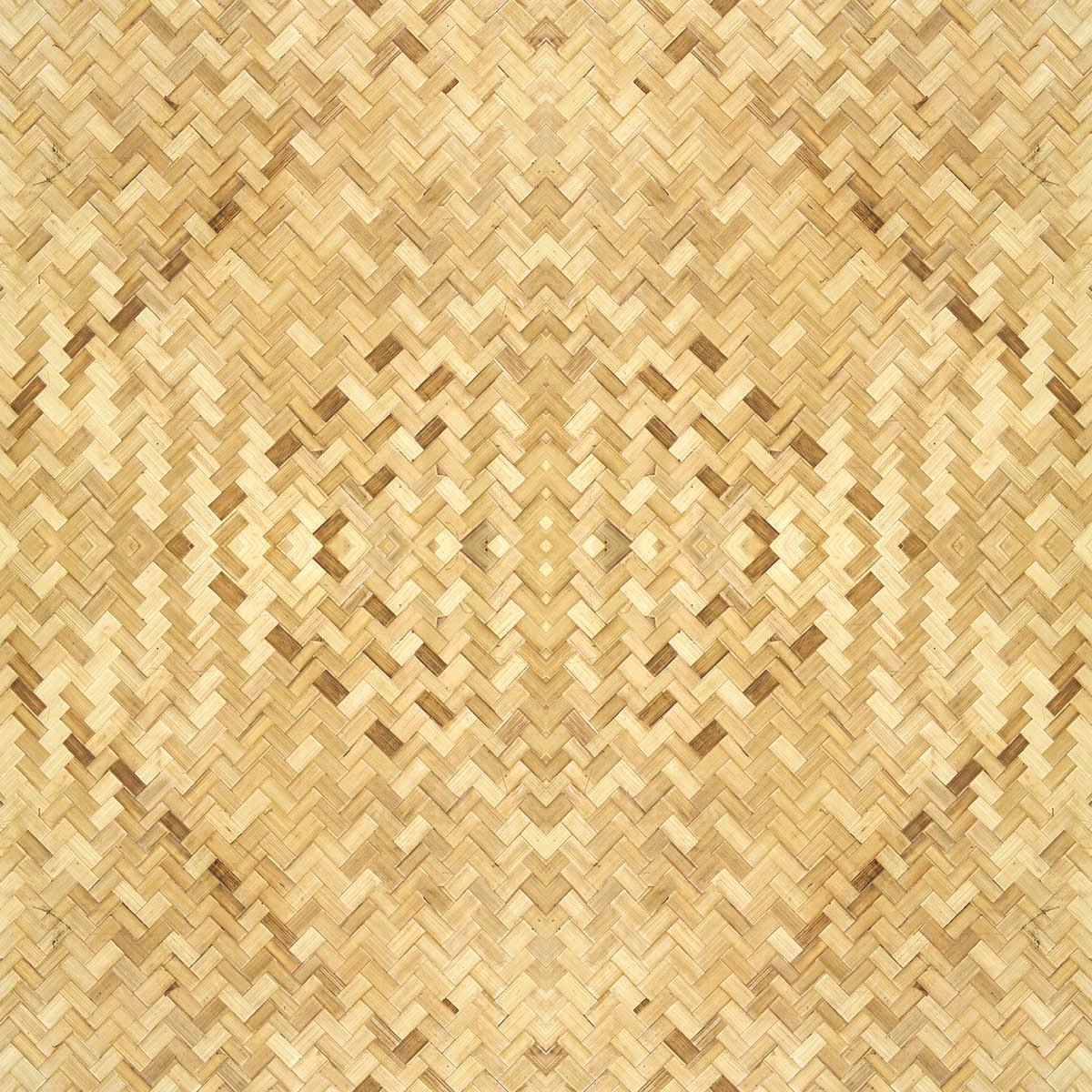 Adesivo Decorativo Palha 45cm x 2m - Plavitec