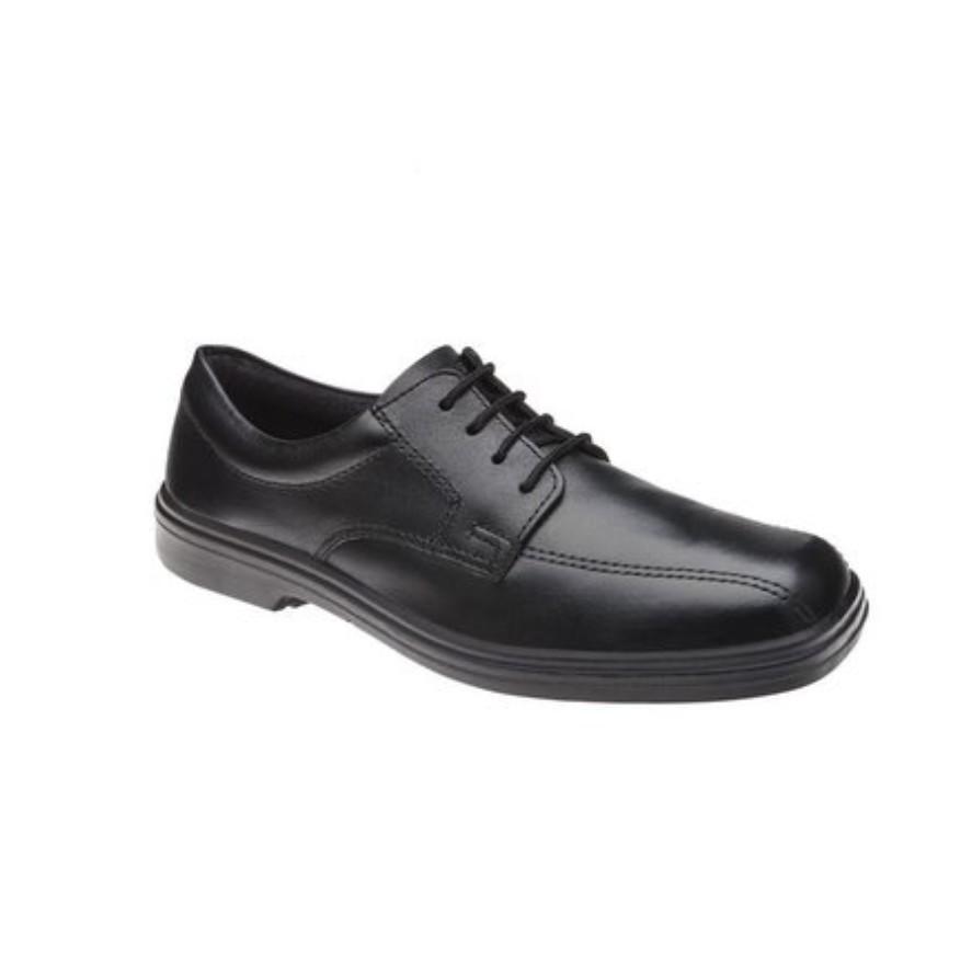 Sapato de Couro Cadarco Preto Numero 37 - London Safe - Marluvas