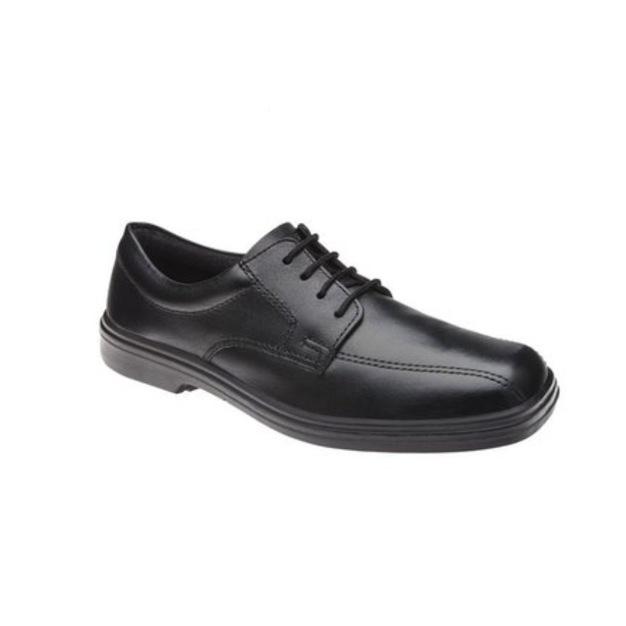 Sapato de Couro Cadarco Preto Numero 43 - London Safe - Marluvas