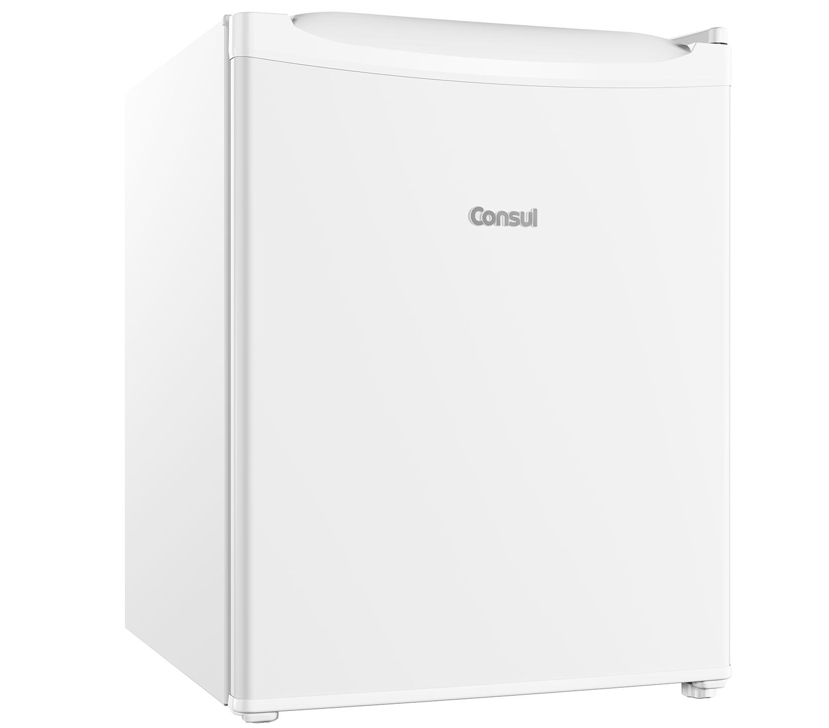 Frigobar Consul Degelo Manual 1 Porta 76L Branco 220V - CRC08CBBNA