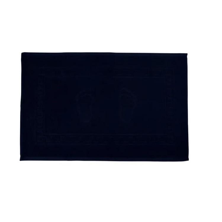 Toalha de Piso Pezinhos Blue Navy 45x70cm - Buettner