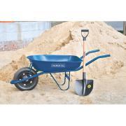 Carrinho de Mão Azul Braço Metálico 77704/432 - Tramontina