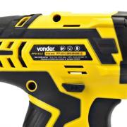 """Furadeira e Parafusadeira a Bateria 12V 3/8"""" Bivolt PFV012 - Vonder"""
