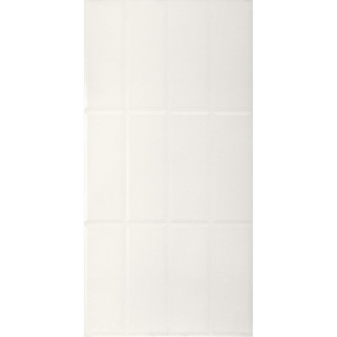 Ceramica Metro Brilhante HD Tipo A Retificado 30x60cm 228m Branco - Pointer
