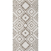 Cerâmica Tom Bordado Brilhante HD Tipo A Borda Bold 30x60cm 2,37m² Cinza Claro - Pointer