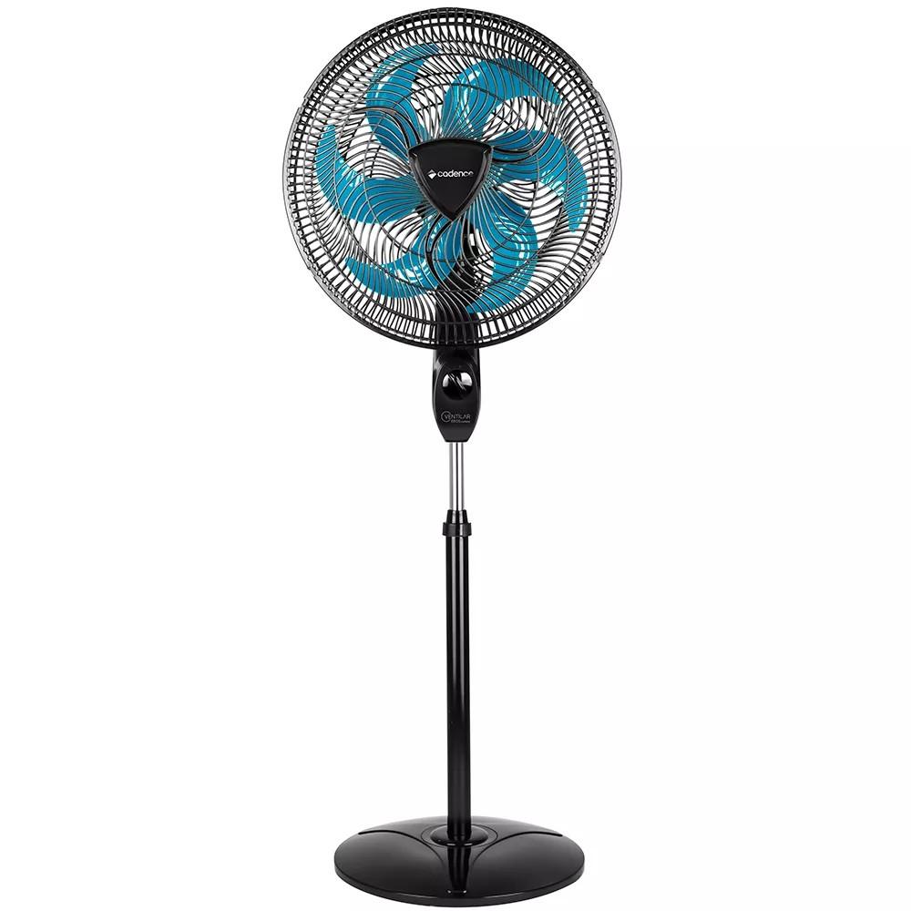 Ventilador de Coluna Cadence VTR865 Preto 220V - 40cm 3 Velocidades