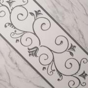 Cerâmica Arthemis Brilhante Tipo A 42x42cm 2 m² Cinza - 15955 - Porto Rico