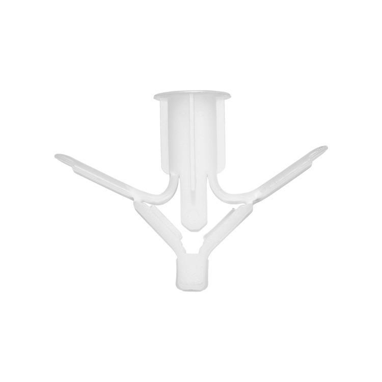 Bucha de Polipropileno para Drywall 10mm 100 Pecas 4 539584 - Fischer