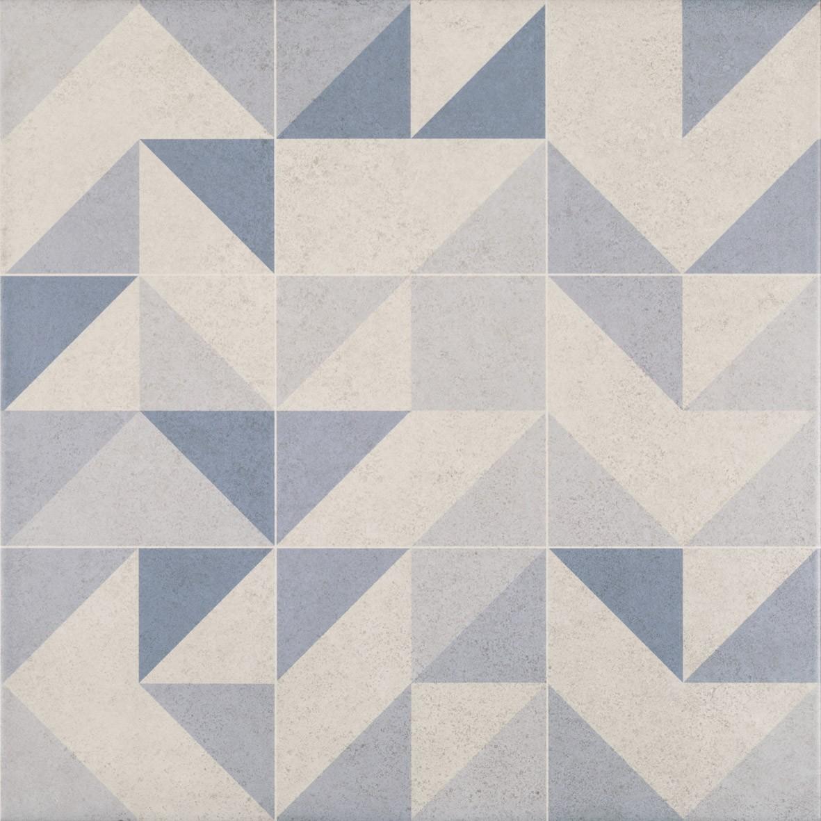 Ceramica Cardume Mate Tipo A Retificado 60x60cm 212m Azul - Pointer