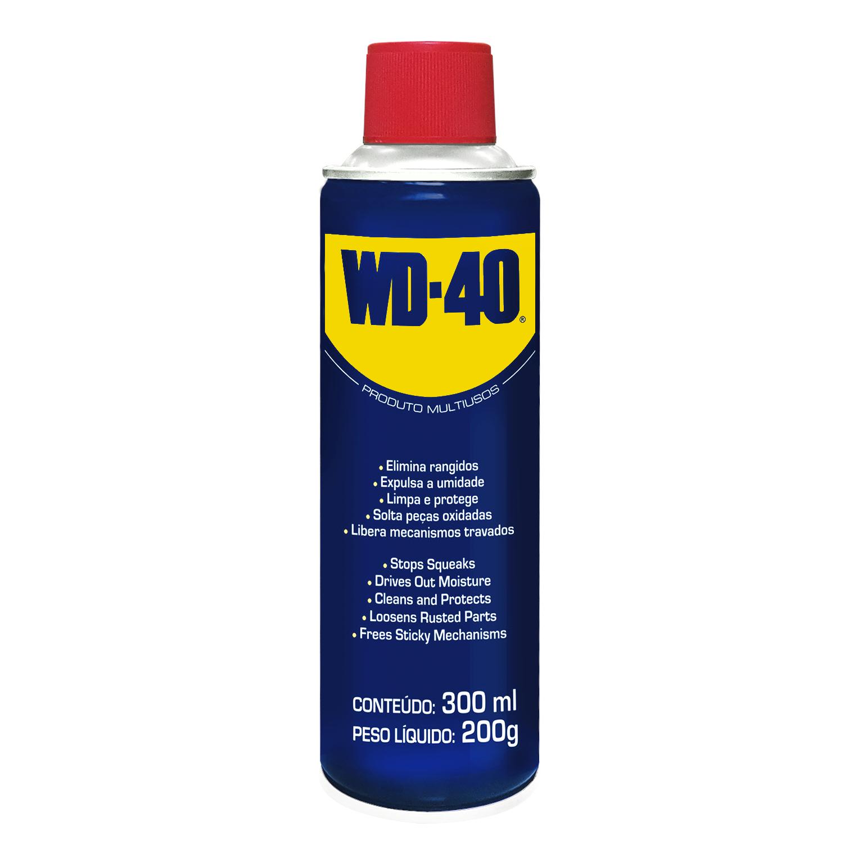 Oleo Lubrificante Spray Anticorrosivo WD-40 300 ml
