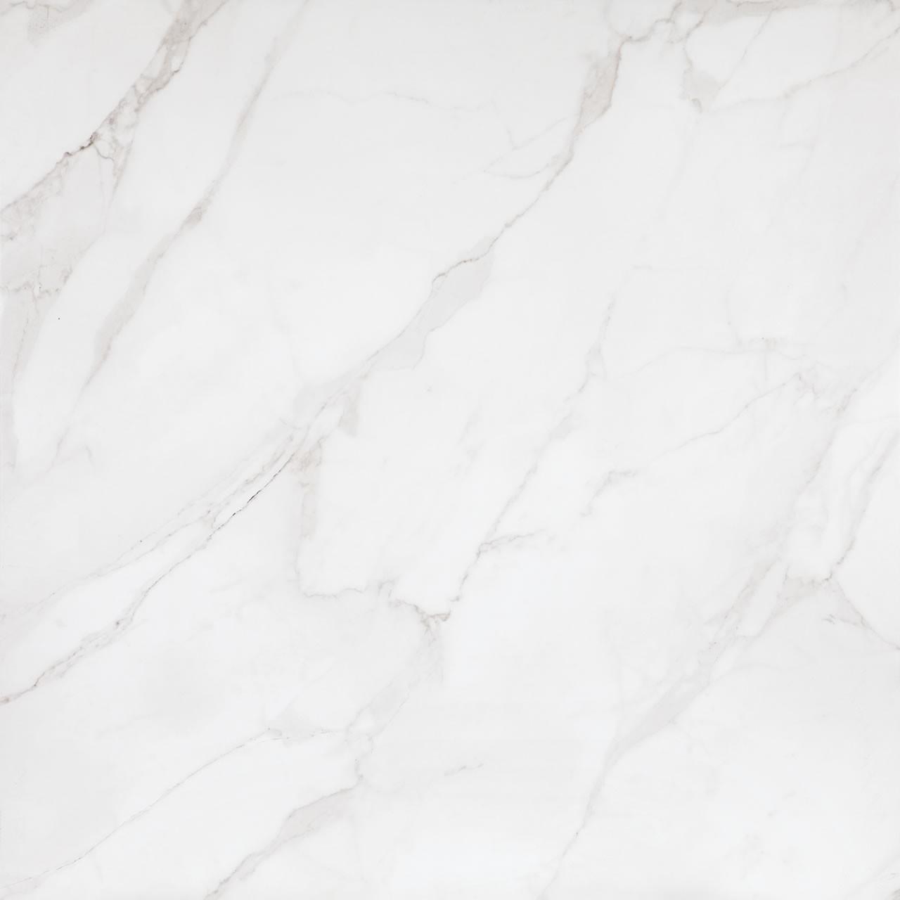 Porcelanato Mont Blanc Esmaltado Polido HD Tipo A Retificado 90x90cm 163m Branco - Eliane