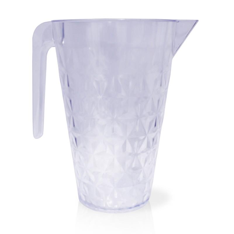 Jarra de Plastico 2L Transparente - Plasvale
