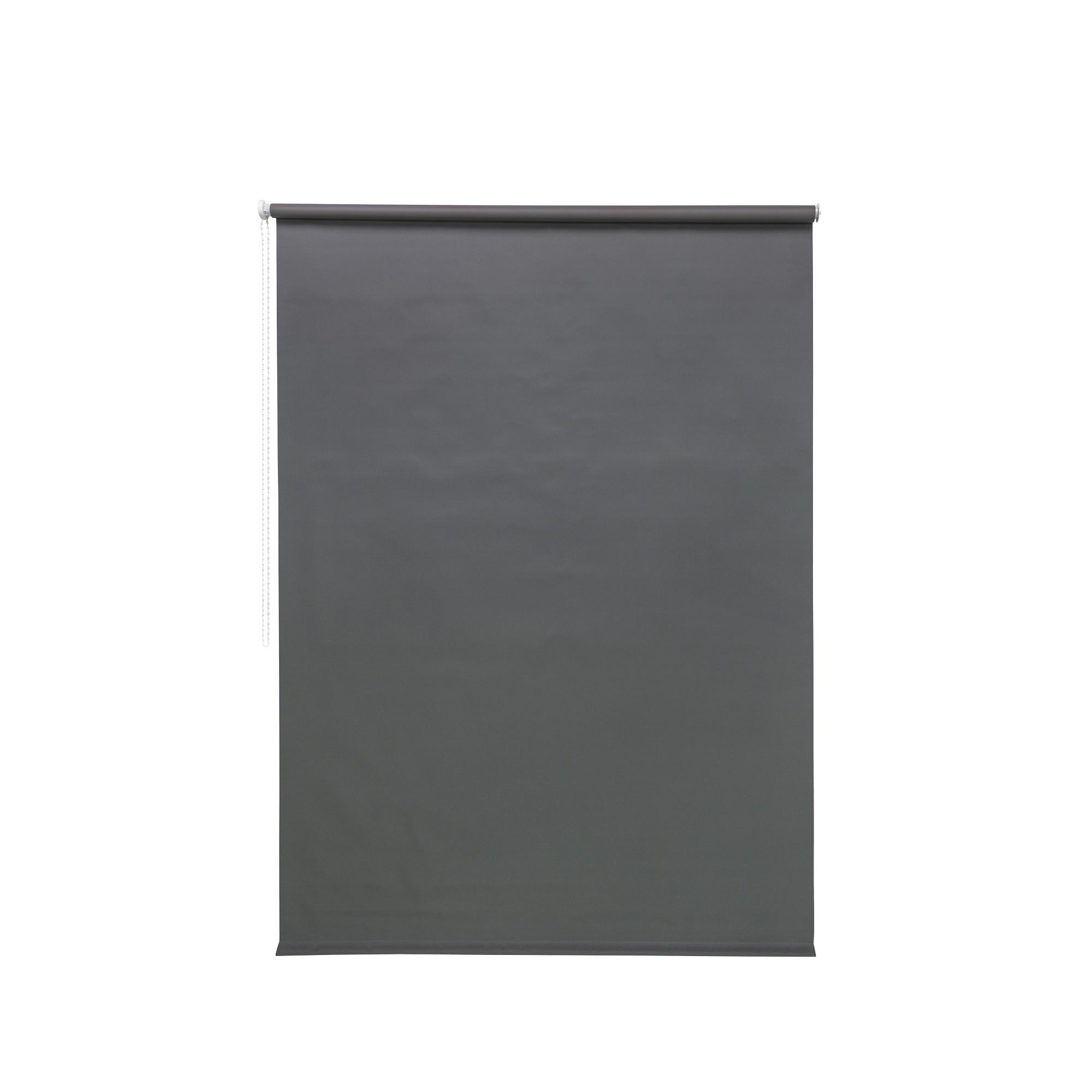 Persiana Rolo Poliester 100x170 cm Cinza D56-3 - Jolie