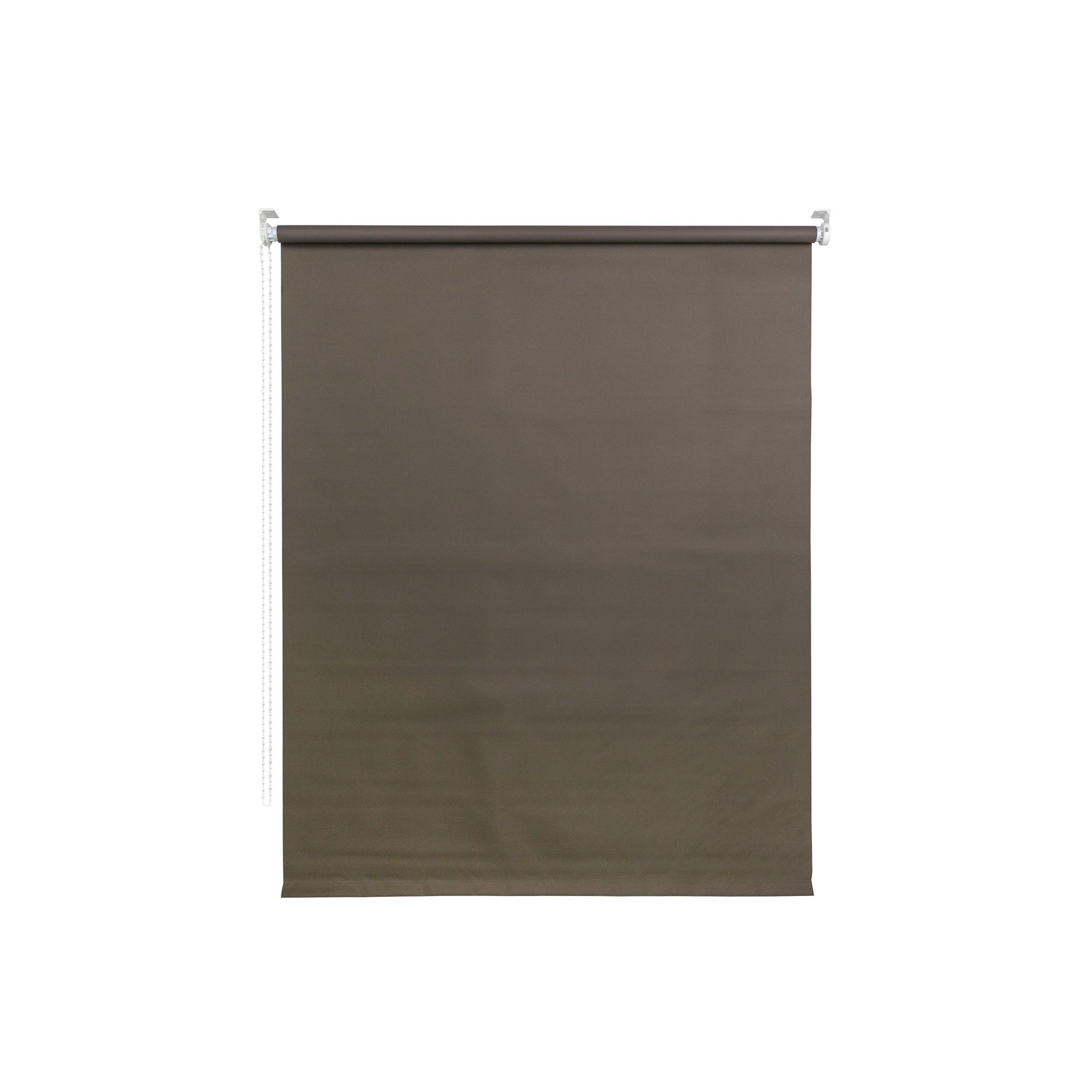 Persiana Rolo Poliester 160x170 cm Marrom D45-3 - Jolie