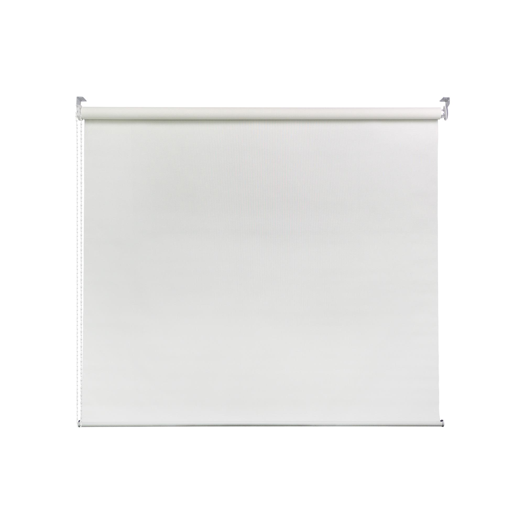 Persiana Rolo Poliester e PVC 80x170 cm Branco 50A01 - Jolie