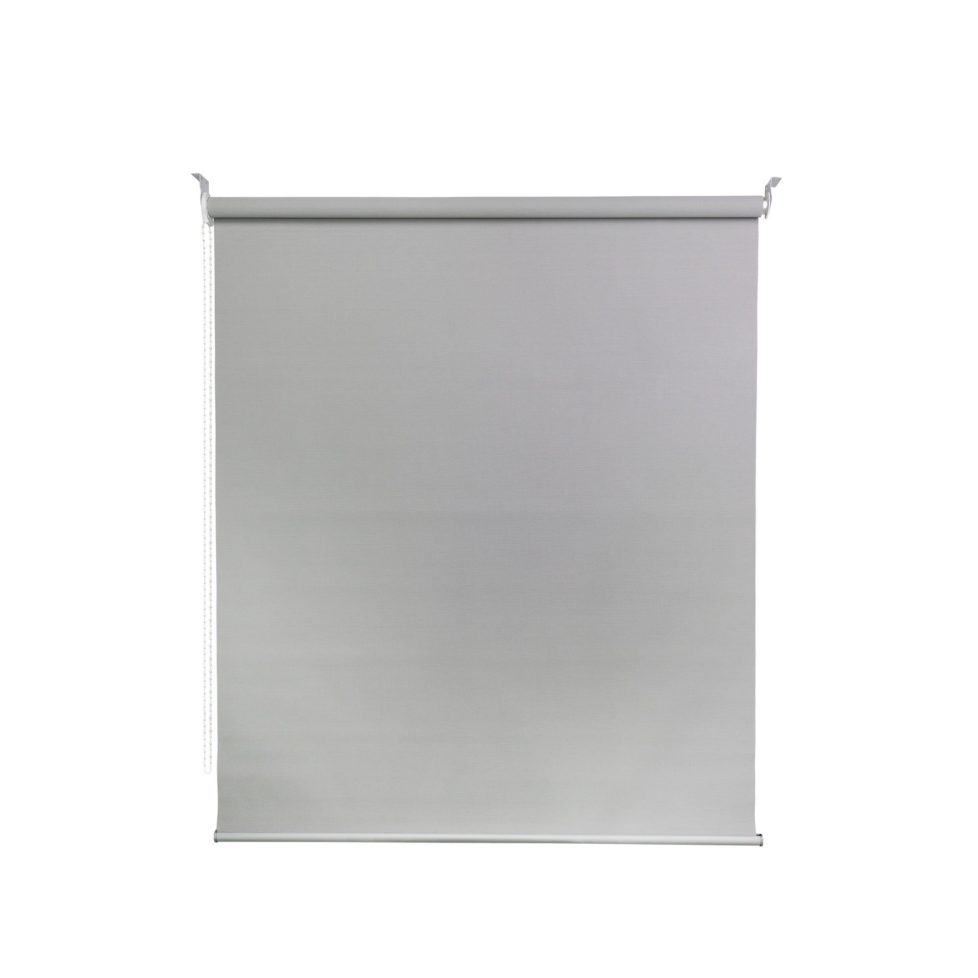 Persiana Rolo Poliester e PVC 80x170 cm Cinza 50A10 - Jolie