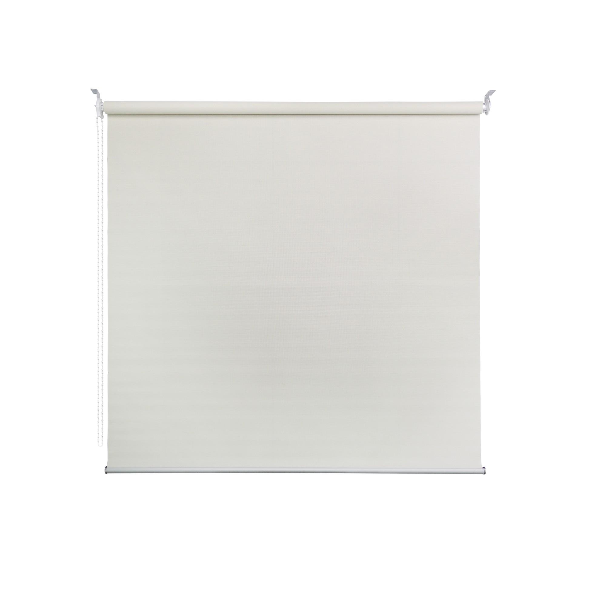 Persiana Rolo Poliester e PVC 140x170 cm Bege 50A08 - Jolie