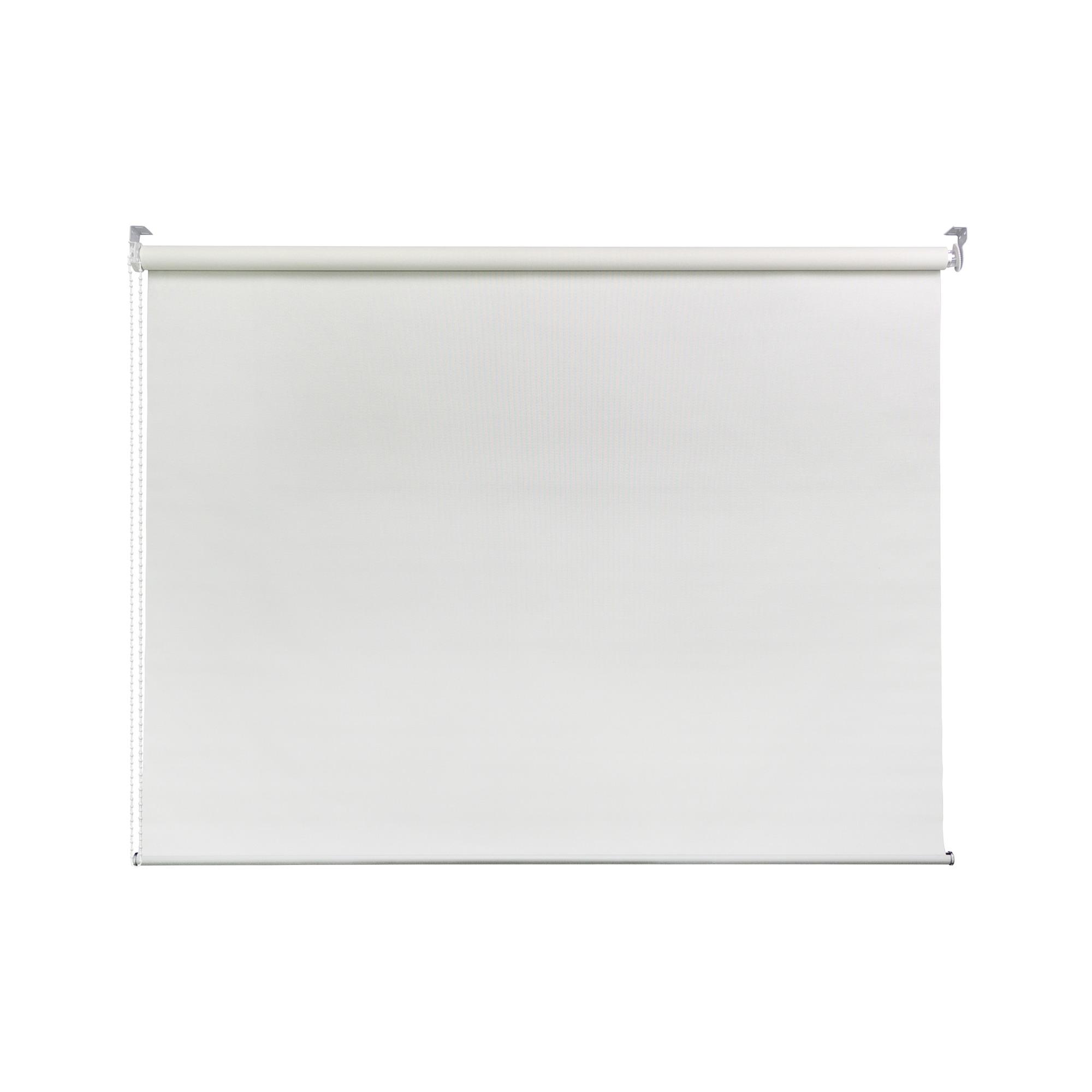 Persiana Rolo Poliester e PVC 160x170 cm Branco 50A01 - Jolie