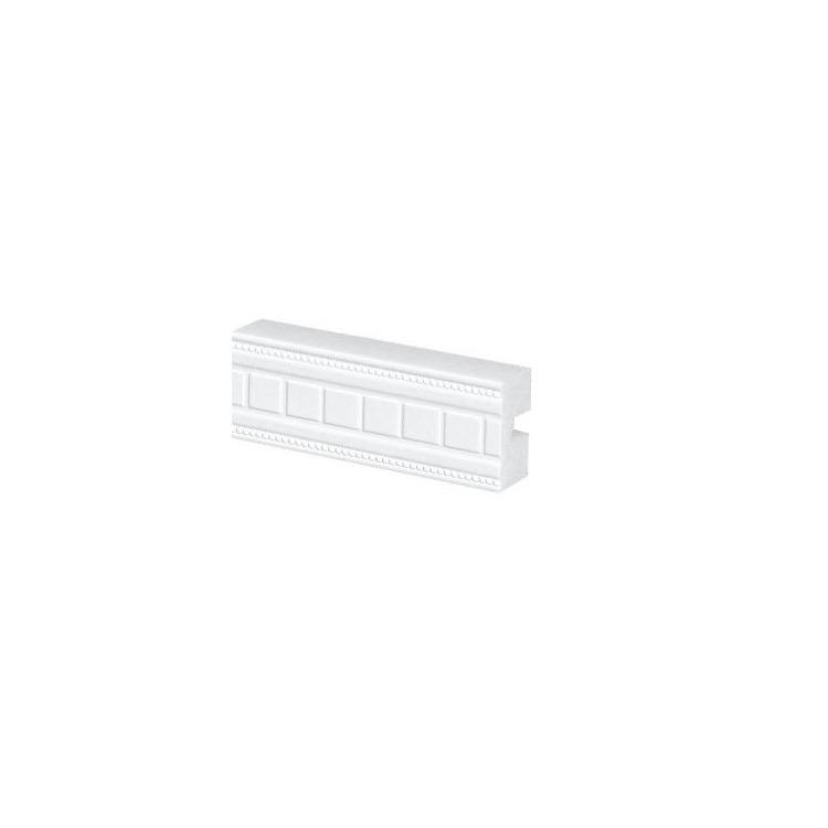 Rodameio Alizar Branco 03cm 240 Metros - Arquitch