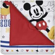 Edredom Infantil Santista Mickey Play 150x220 cm 100% Algodão